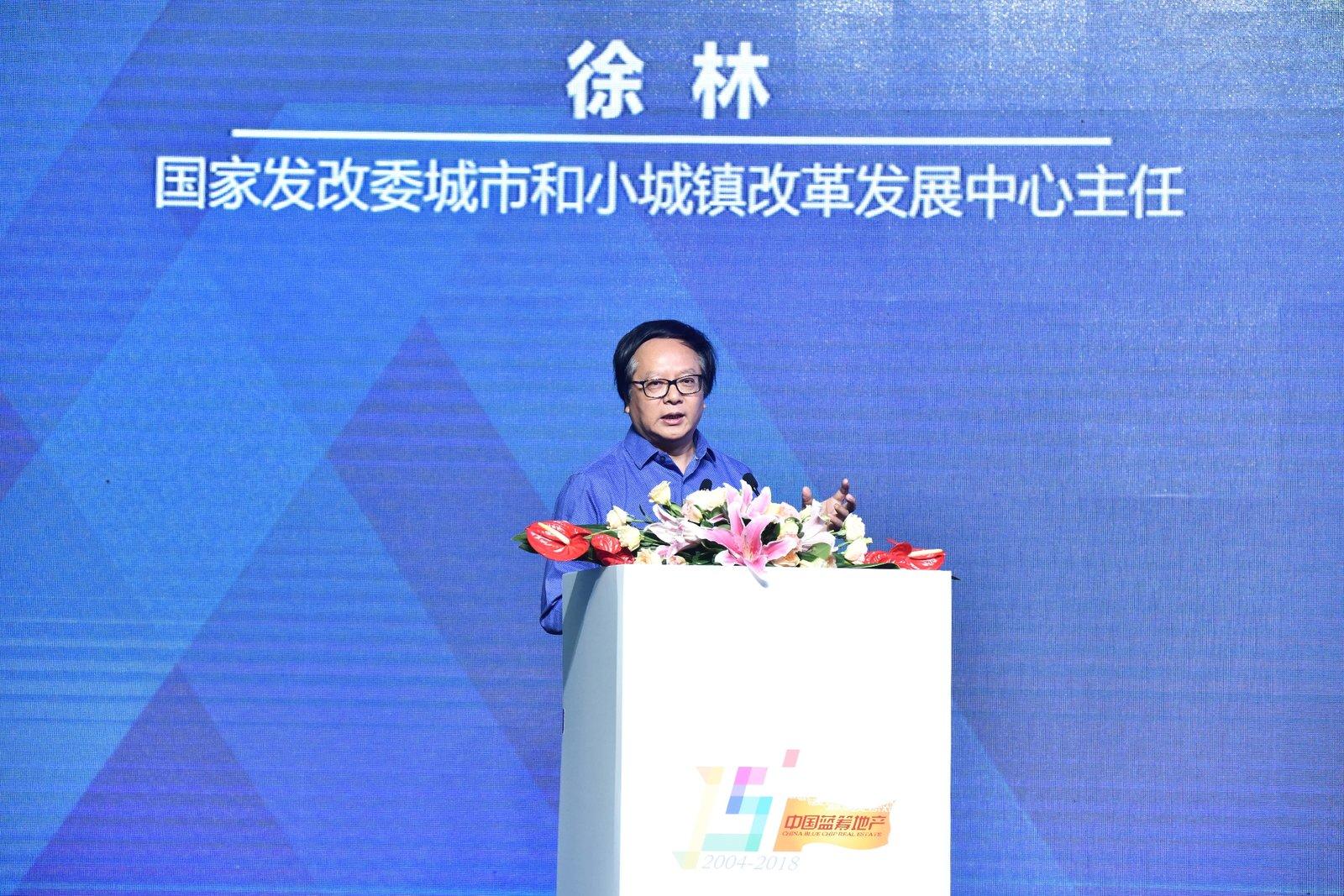 徐林:未来中国城市发展要侧重走可持续发展的道路-中国网地产