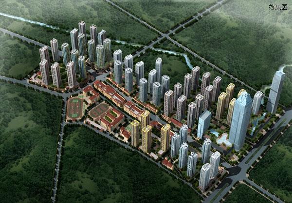 清镇中环国际·世席建面约88-120㎡均价6000元/㎡-中国网地产