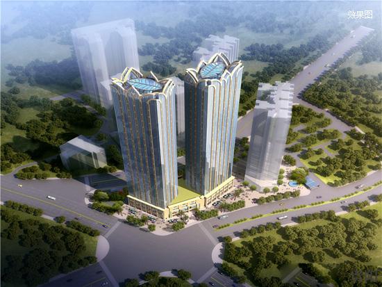 花果园铂悦府建面约148-199㎡全景准现房 均价12000元每平-中国网地产