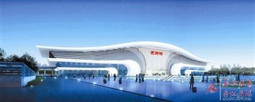 肥西站建成后可满足西南主城区南北向出行-中国网地产