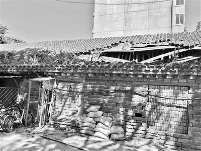 明清粮仓禄米仓屋顶坍塌 文物部门正制定修复方案-中国网威尼斯人备用网址