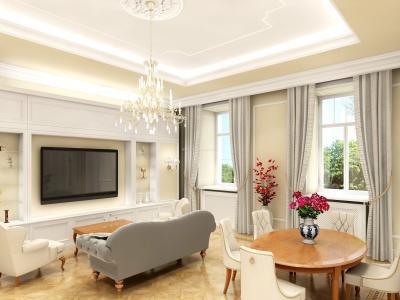 15平浪漫客厅设计方案应怎么设计-中国网地产