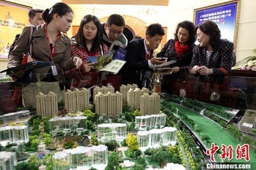 楼市观察:5月40城共发50次政策 更多城市或摇号买房-中国网地产