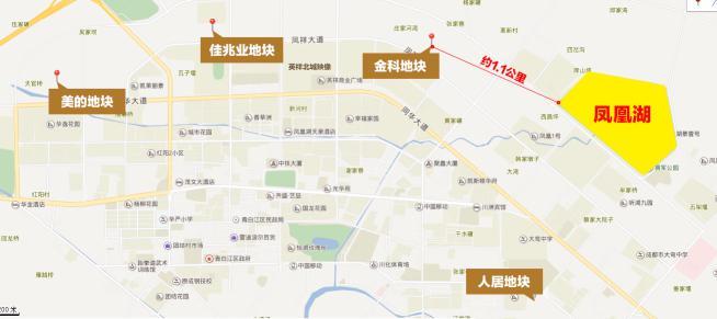 大牌房企暗战青白江,率先撞线的为什么是金科?-中国网地产