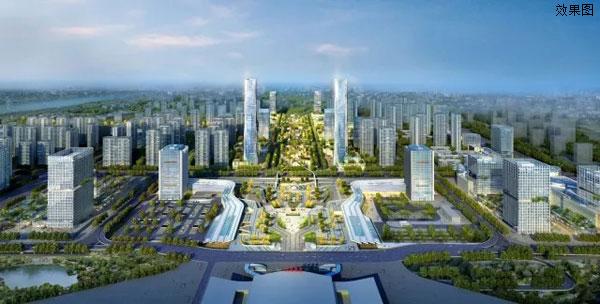 绿地西南首进川南经济区 打造宜宾高铁新城-中国网地产
