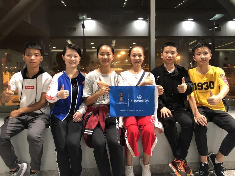世界杯开幕式小旗手来自中国贵州丹寨-中国网地产