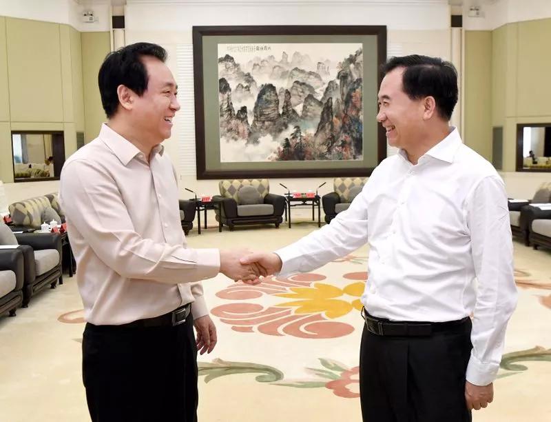 恒大集团:出资5亿元 助力广东扶贫济困-中国网地产