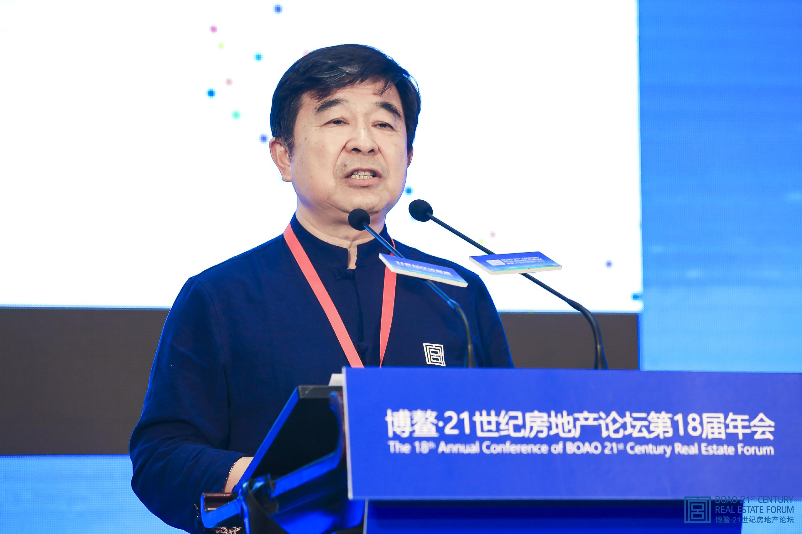 顾云昌:房屋是用来住的 楼宇是用来投资的-中国网地产