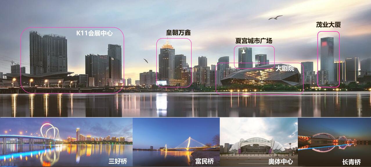 媒体看房之—— 一河两岸下的府园大境-中国网地产