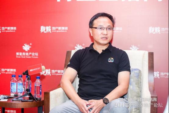 58集团叶兵做客博鳌直播间 呼吁行业联合推进基础数据库建设-中国网地产