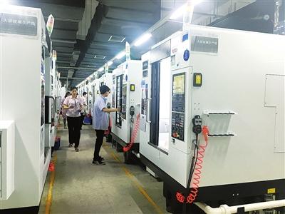 南康區創新思路推動産業發展-中國網地産