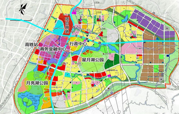 中铁建贵安山语城40-70㎡SOHO/LOFT公寓即将开售-中国网地产