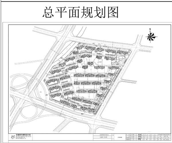 市规划局对城南新华学府庄园住宅项目规划方案进行公示-中国网地产