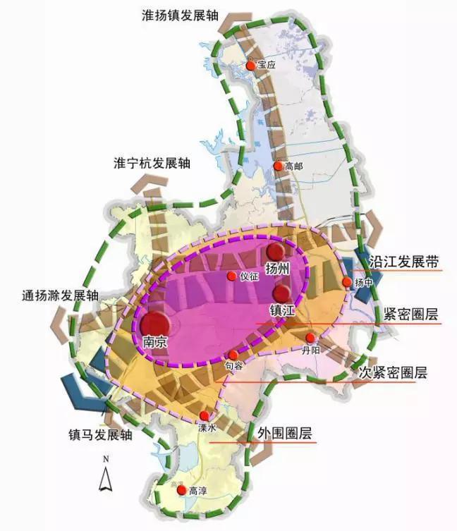 官方发布句容市城市总规划,未来发展重点都定了!-中国网地产