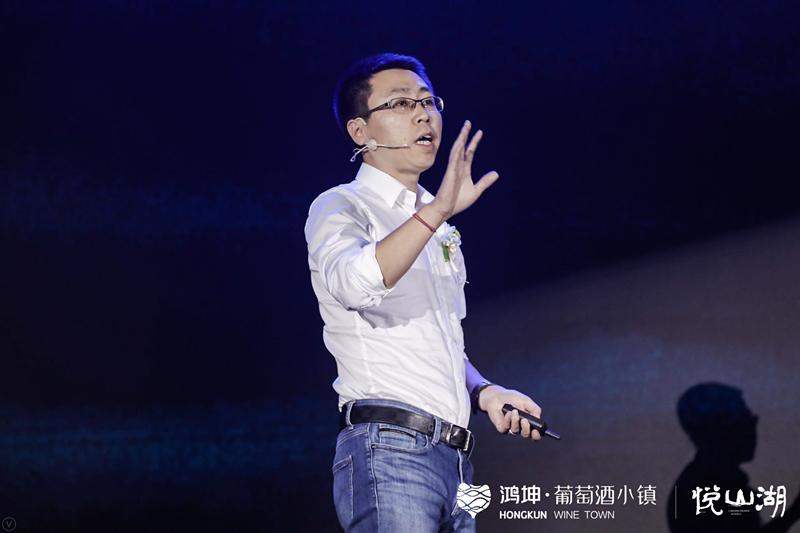 鸿坤发布双圈战略 五维生态系统打造首座国际生态小镇样板-中国网地产
