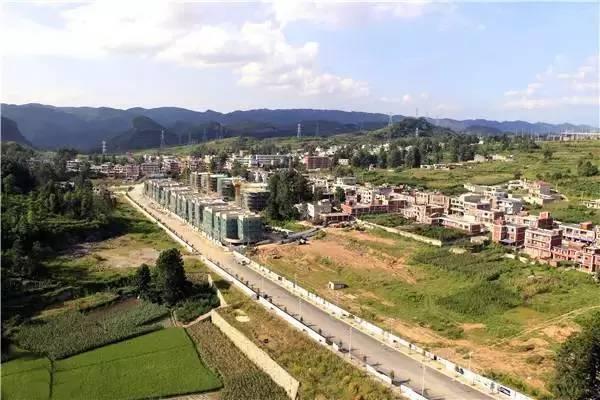 乌当区多措并举推进 偏坡特色小城镇建设-中国网地产