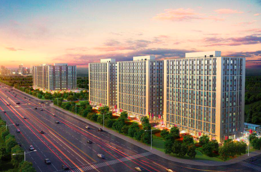 新机场旁 有你想要的宁静与繁华-中国网地产
