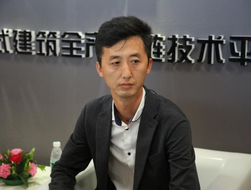 张海松:住宅装配式可实现可持续发展-中国网地产