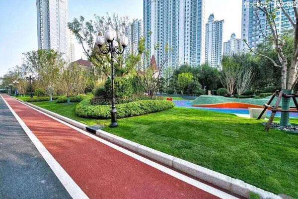 恒大都会广场主推建面约79-127㎡2居-3居户型-中国网地产
