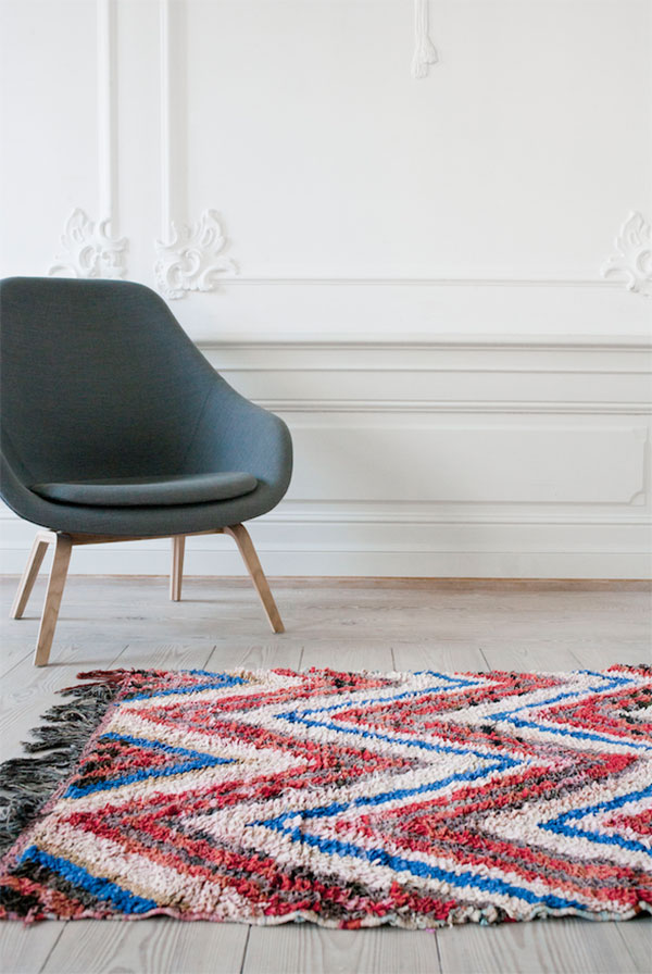 入冬添一块小地毯 是让家变暖变时髦的最简单办法-中国网地产