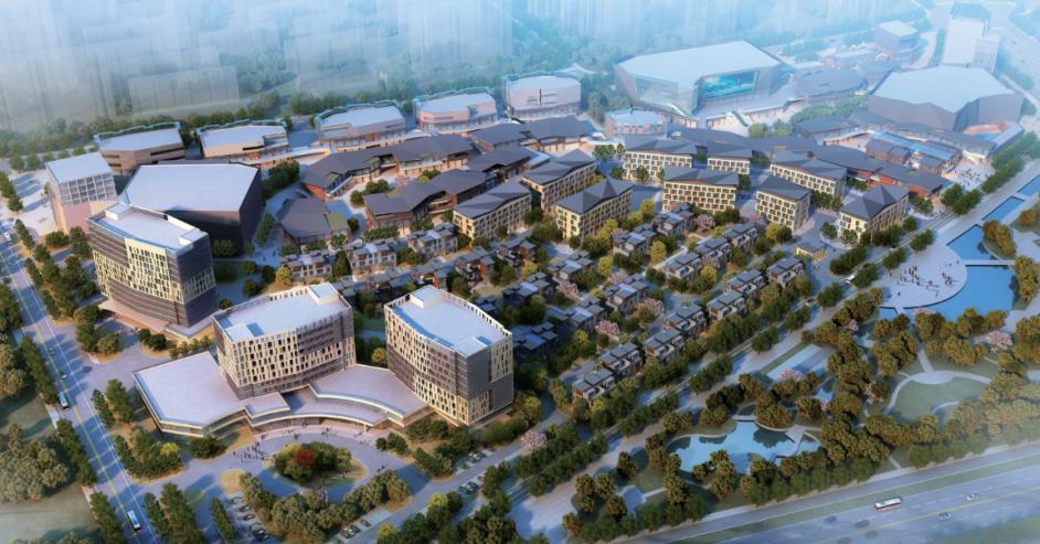 城市综合体TOP作品案名发布 一涵·时光里情定阜阳-中国网地产