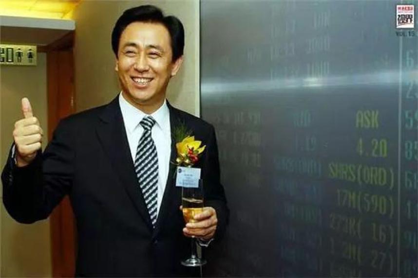 许家印的儿子_许家印背后的女人首曝光 身家210亿默不吭声35年-业界动态-活动 ...