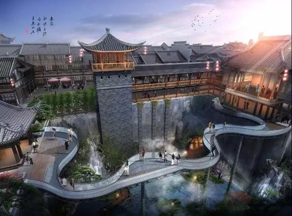 遵义古城贵州省具有特色的民俗文化影视城-中国网地产