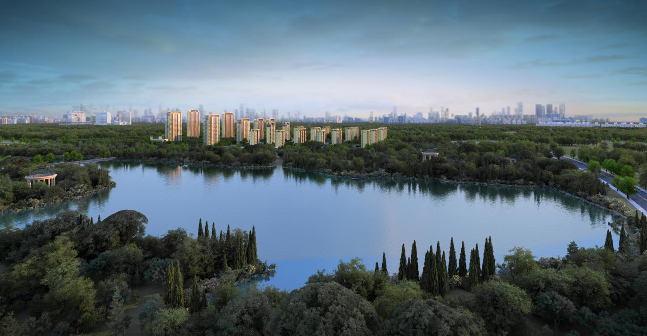 【旭辉·公园府】一周年府园大成,敬献庐州理想人居-中国网地产