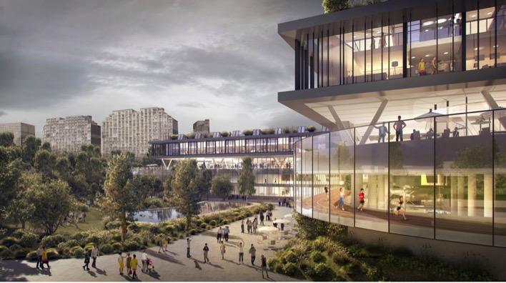 全息融合商业综合体THE ONE正式亮相 打造全新城市生活空间品牌-中国网地产