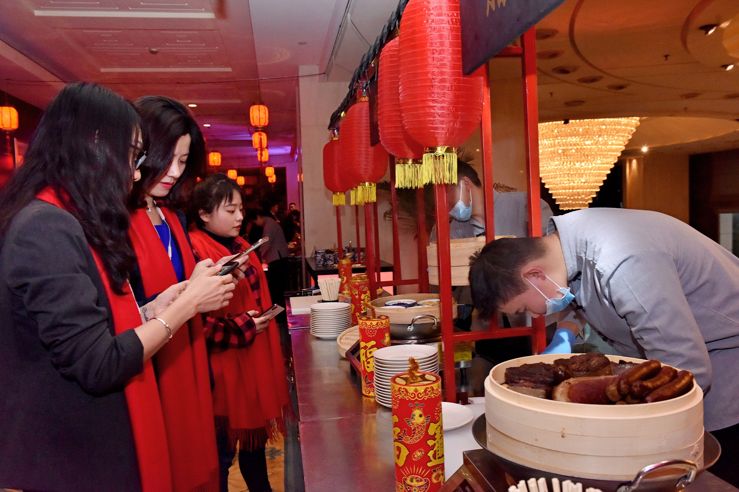 成都香格里拉大酒店新春年夜饭-中国网地产