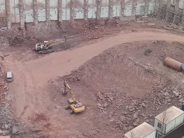 重庆巡查通报万科融科首创等房企开发的项目控尘不力-中国网地产