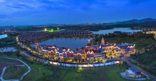 美的置業與江旅集團將在旅遊+大消費等領域合作-中國網地産