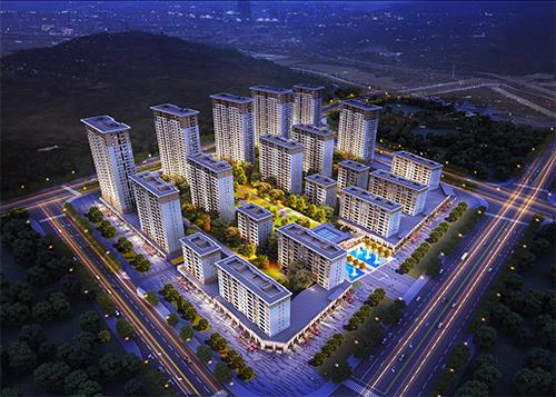 新城·金樾和山|6500元/m²起购品质装修房 -中国网地产