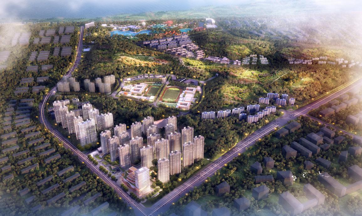 华侨城翡翠天域岂止于美,创繁华与欢乐新居所-中国网地产