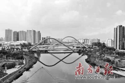 广州南沙新区总体城市设计草案公布-中国网地产
