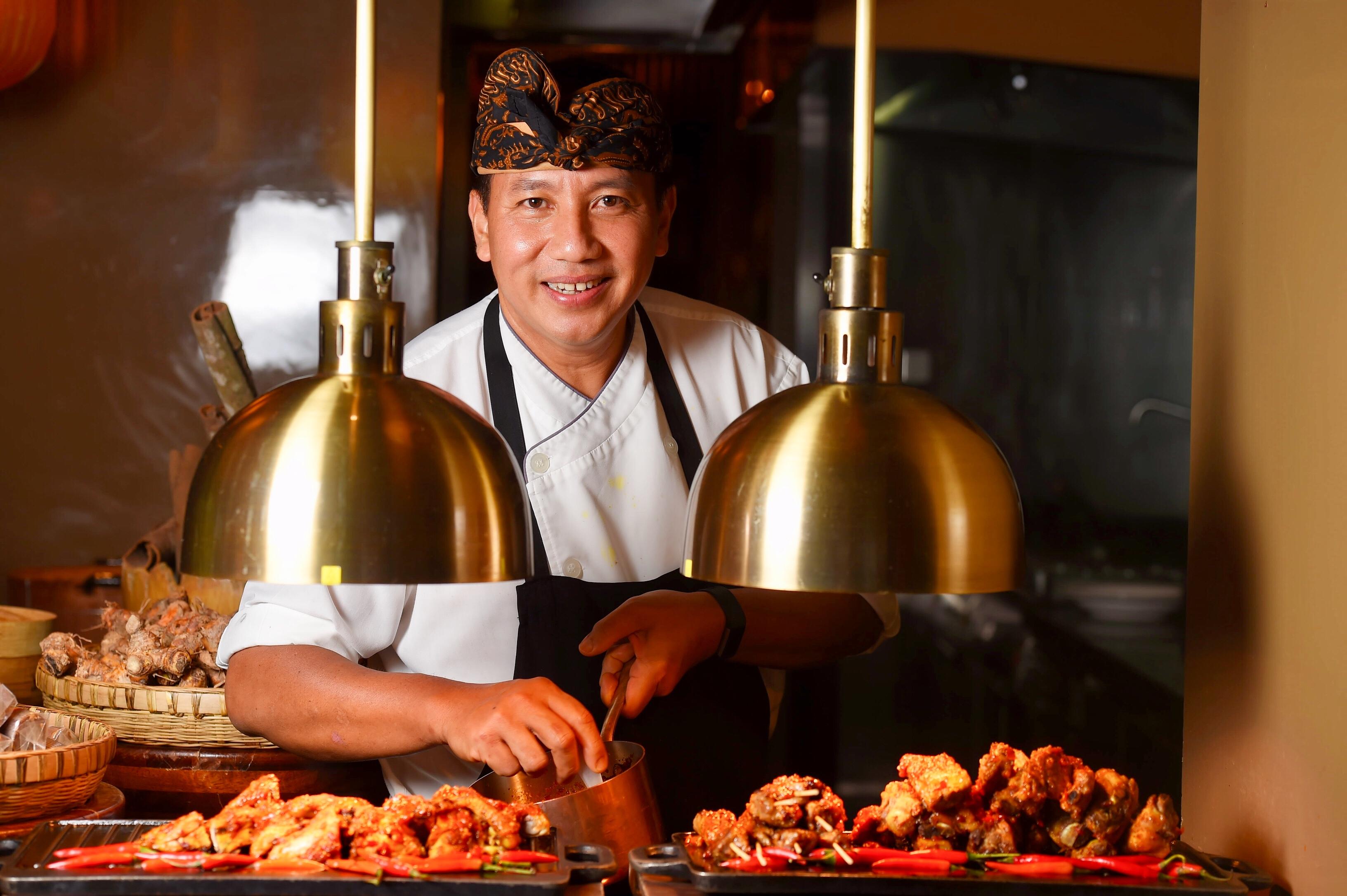 成都富力丽思卡尔顿酒店开启巴厘岛美食水疗体验