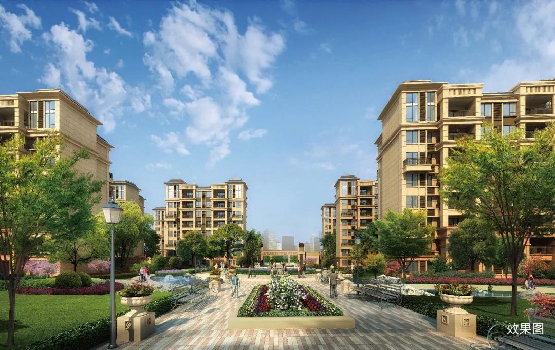 桐梓林达·阳光城|建面约120-135m²水岸花镜洋房 刚刚好-中国网地产