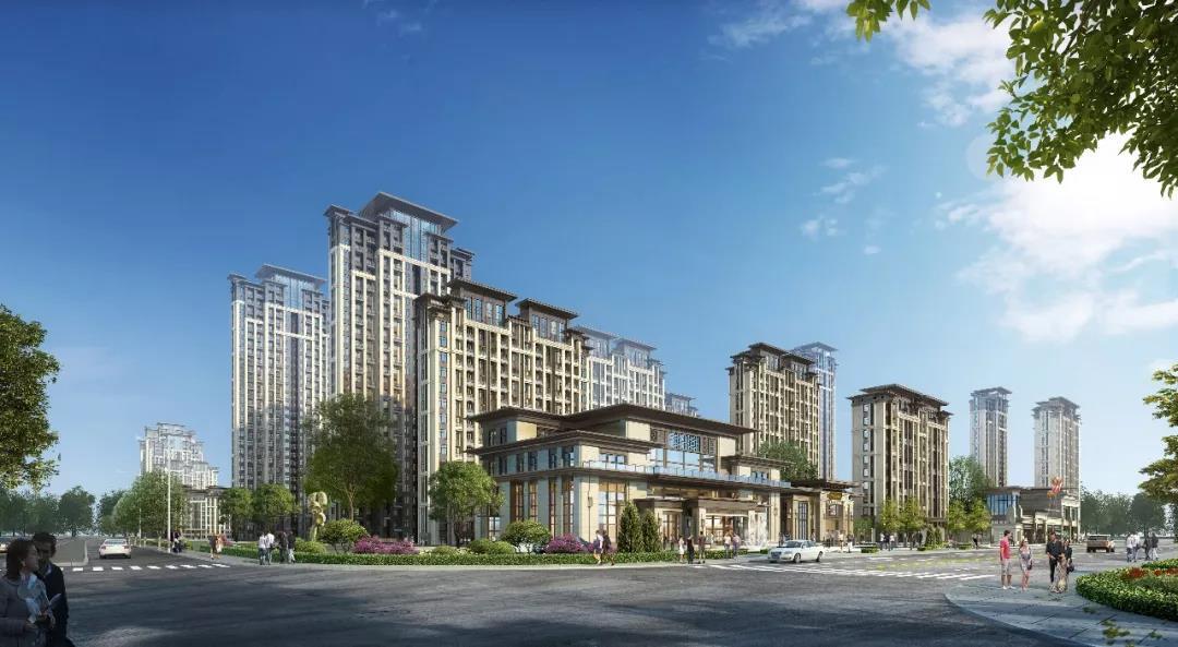 东湖世纪城:坐拥城央资源,城心价值势能蓄势待发-中国网地产