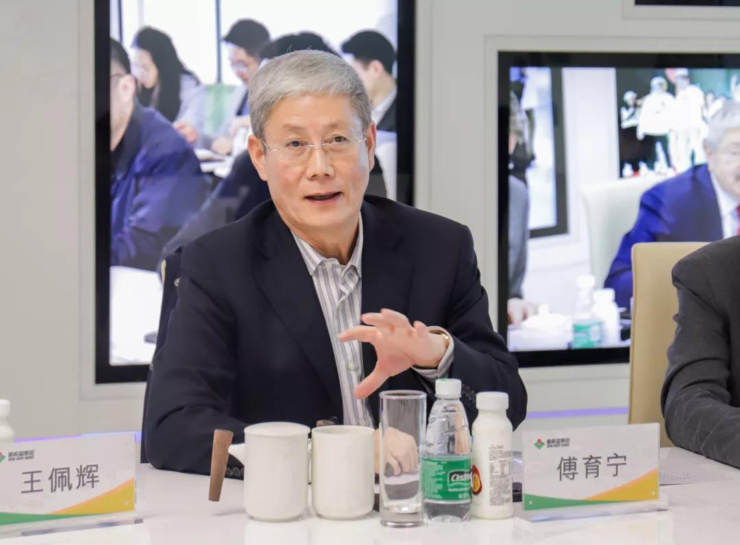 华润新希望达成战略合作 共探数字化转型机遇-中国网地产