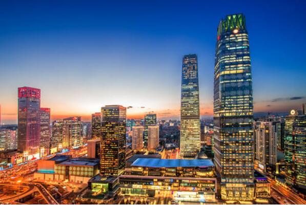 金融、IT等企业商办需求持续发酵,北京写字楼热度迎新高