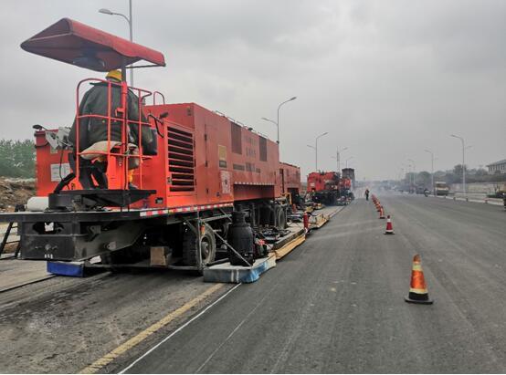 阜城首次采用新工艺改造颍河西路,周期短、成本低-中国网地产