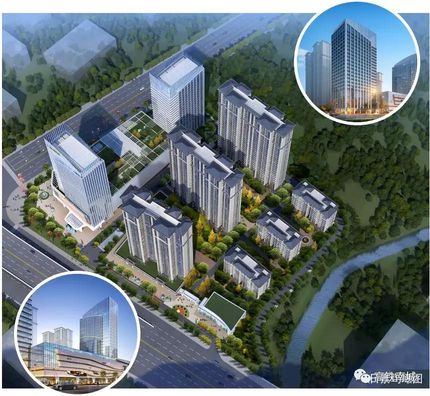 高铁南城 · 九里香溪|好房子是用来享受的-中国网地产