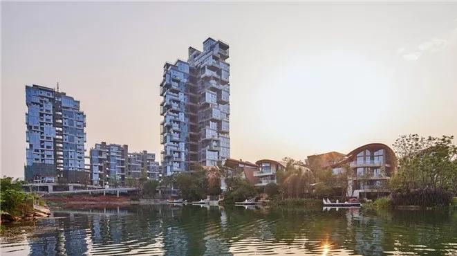 天府新区麓湖生态城 浔岭组团带装修均价2万起-中国网地产