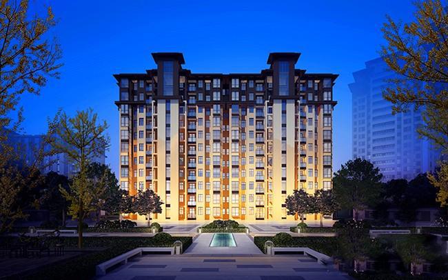 万豪双阅府建面约125-140㎡洋房 均价6088元/㎡起-中国网地产