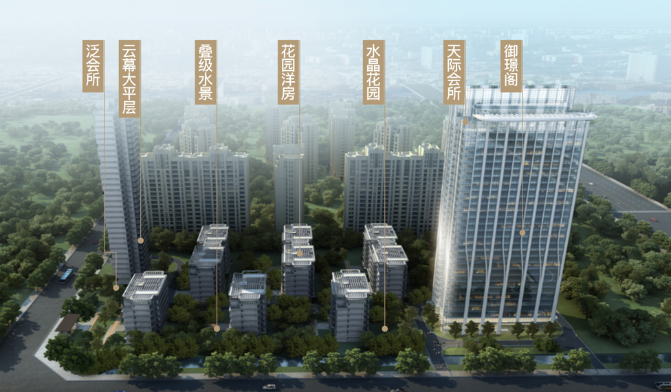 高新区居然还有容积率1.6的洋房,德商是怎么做到的?-中国网地产