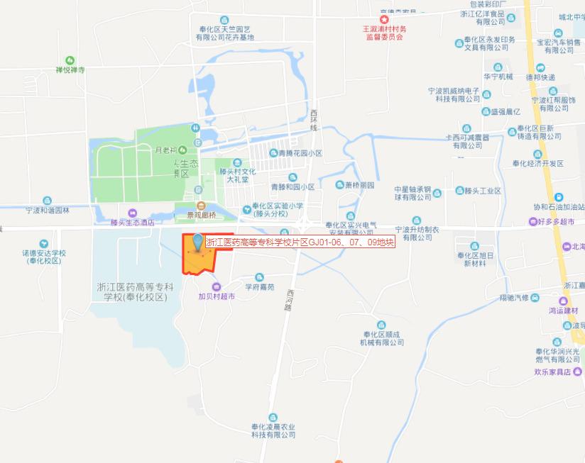 宁波单日出让2宗宅地 总成交价6.93亿元-中国网地产