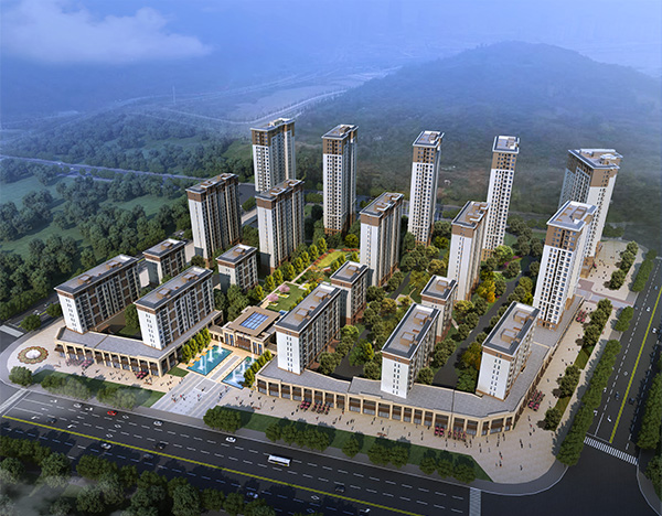 新城·金樾和山:新蒲新区 未来城市中心-中国网地产
