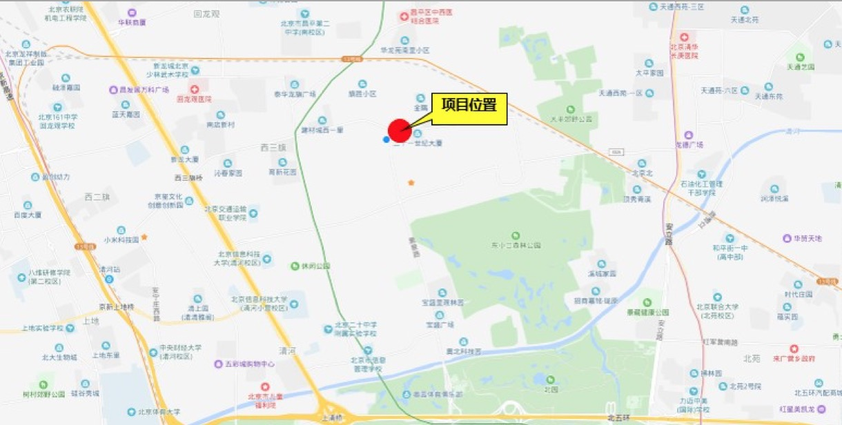 北京海淀区今日挂牌一宗商业服务用地-中国网地产