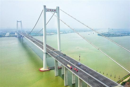 广东超级工程快速推进大湾区建设-中国网地产