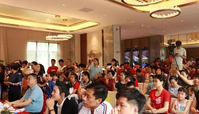"""佳興公園""""南康小童星 送你上央視""""發佈會舉行-中國網地産"""